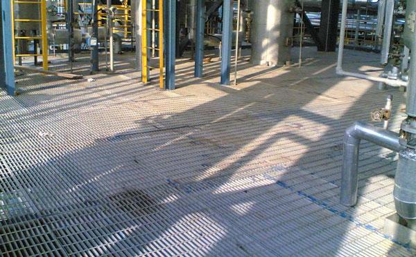化工厂钢格栅