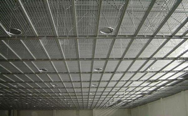钢格栅吊顶